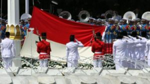 73 Years of the Nation of Independent Indonesia