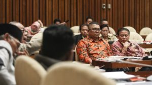 Komarudin Asked the TNI-Polri to Be Firm about the Dispatch of Bullets to Papua